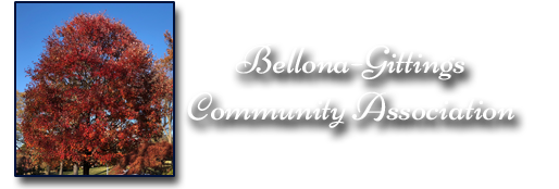 Bellona-Gittings Community Association Logo